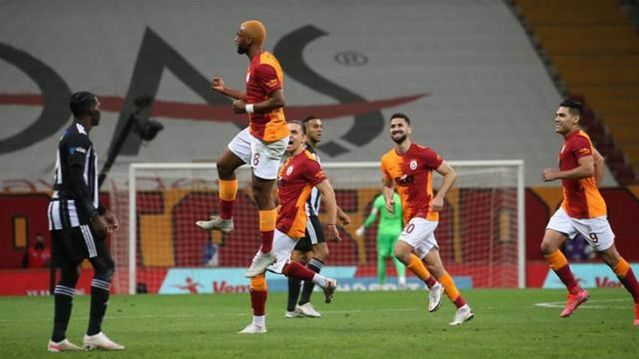 Derbide gülen taraf Galatasaray oldu!