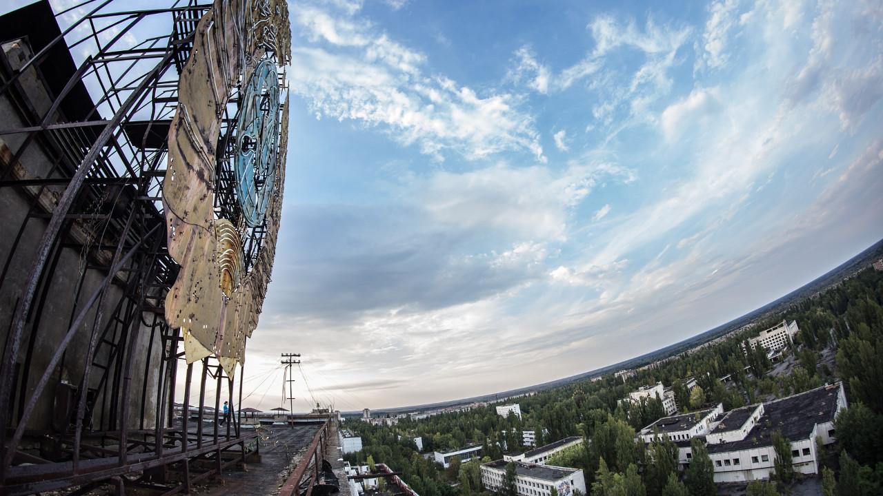 Çernobil'de nükleer kabus geri döndü