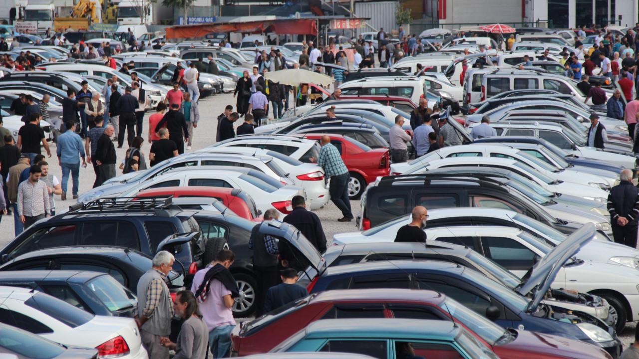 İkinci el araç fiyatları düşüşe geçti