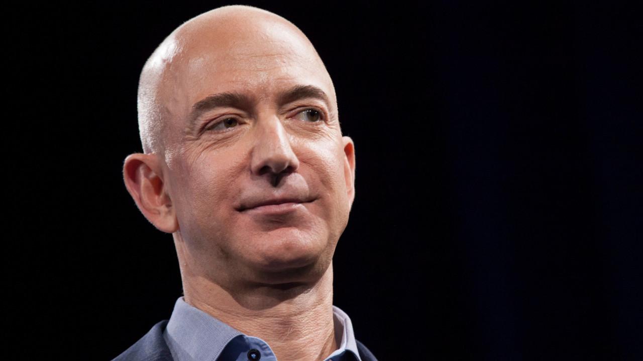 Jeff Bezos'tan bir haftada 5 milyar dolarlık satış