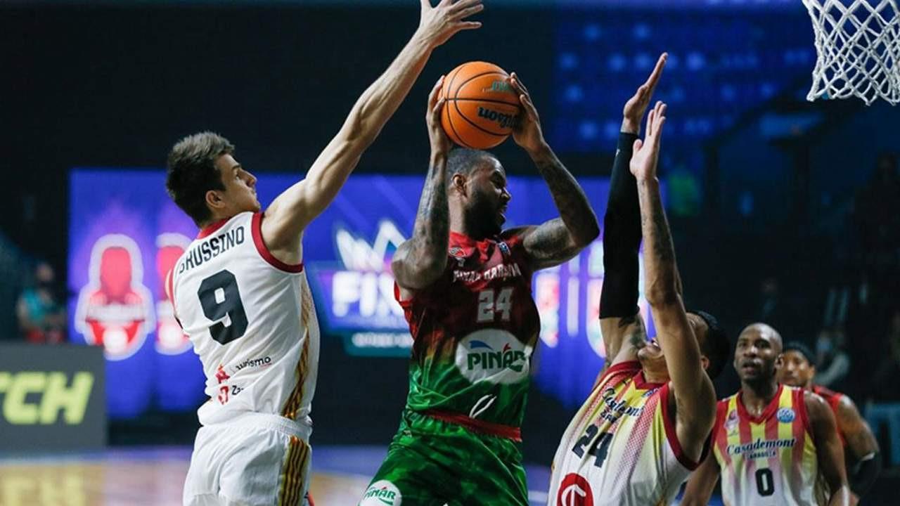 Pınar Karşıyaka Şampiyonlar Ligi'nde finalde