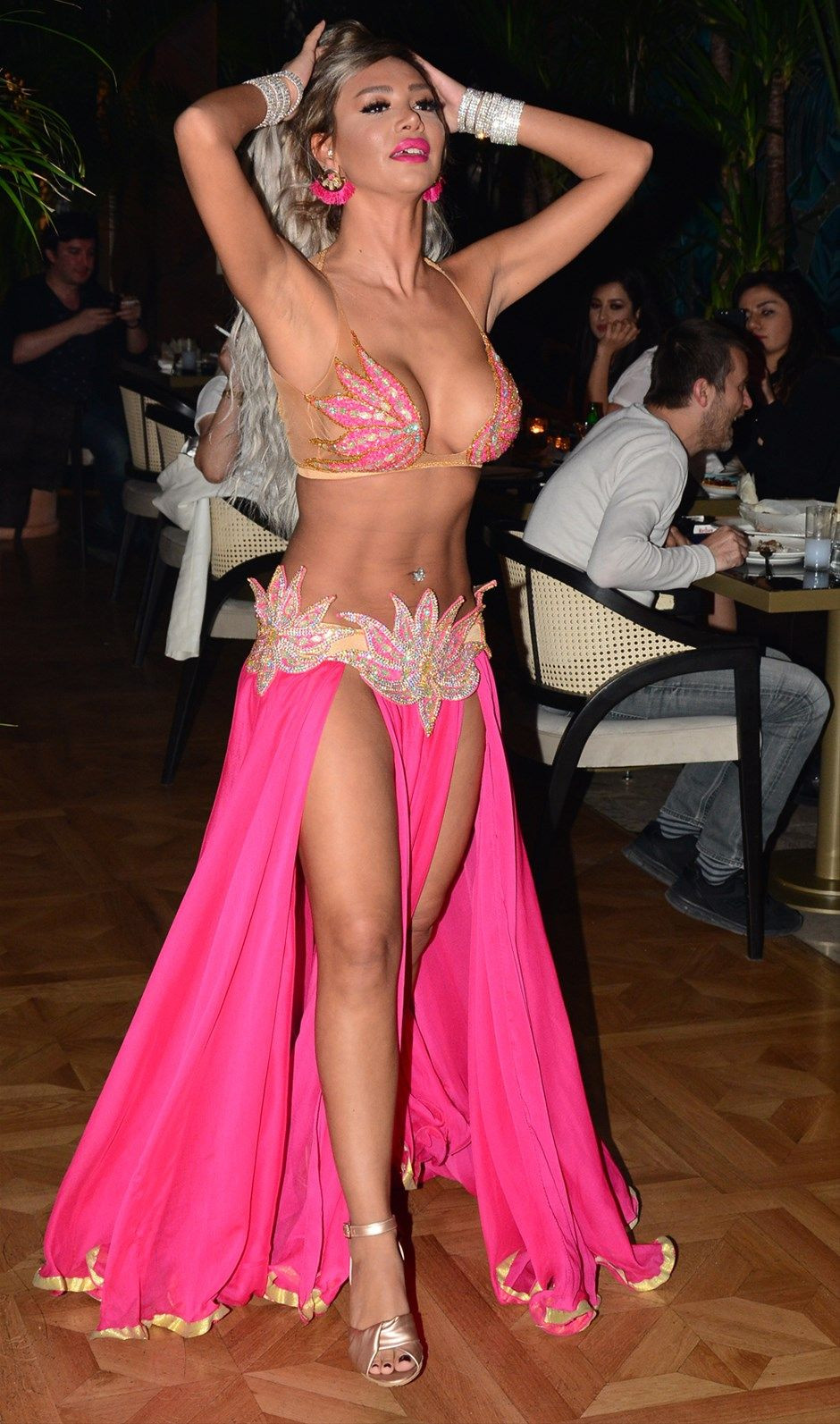 Oryantal Didem isyan etti: ''Tek işim dans etmek...'' - Resim: 3