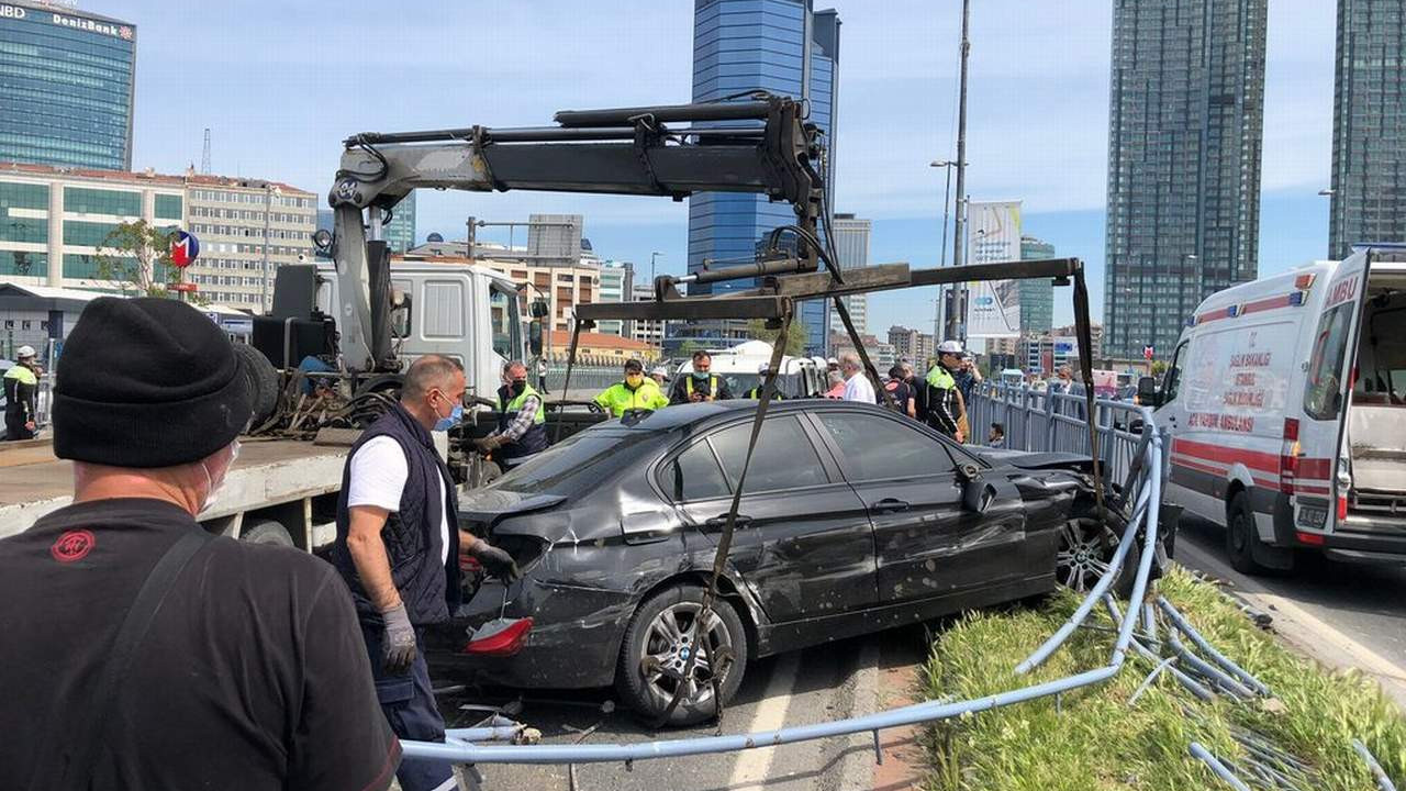 Tam kapanma magandası İstanbul trafiğini savaş alanına çevirdi!