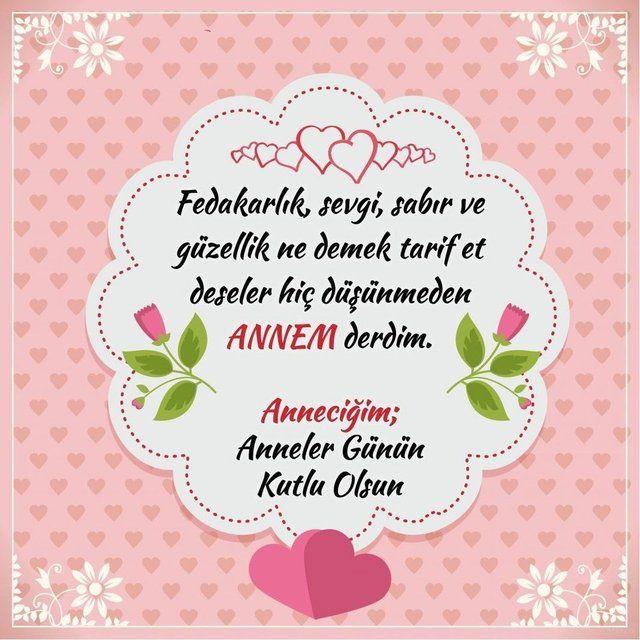 Bugün Anneler Günü! En güzel Anneler Günü mesajları - Resim: 4