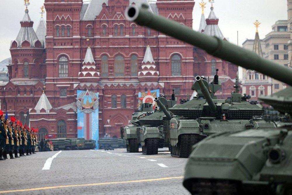 Rusya'da Zafer Günü kutlamaları - Resim: 4