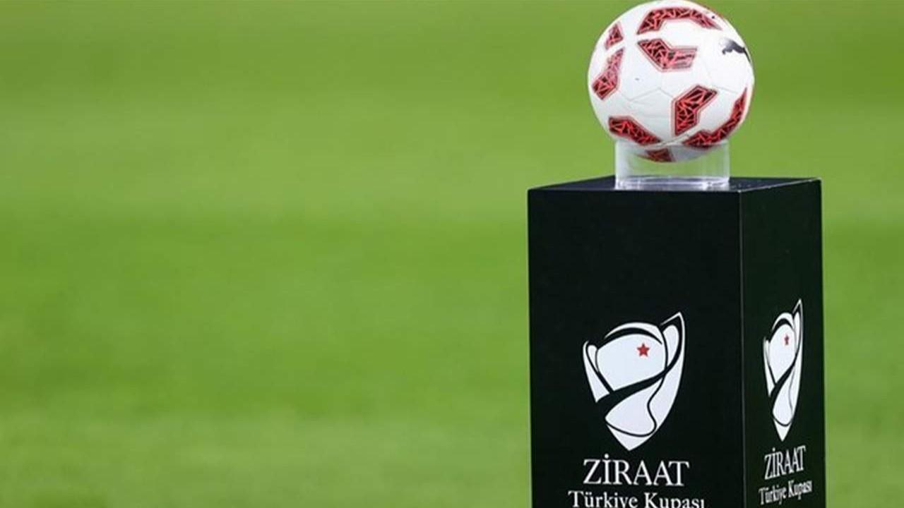 Türkiye Kupası finali için sürpriz karar! Seyircili oynanacak!