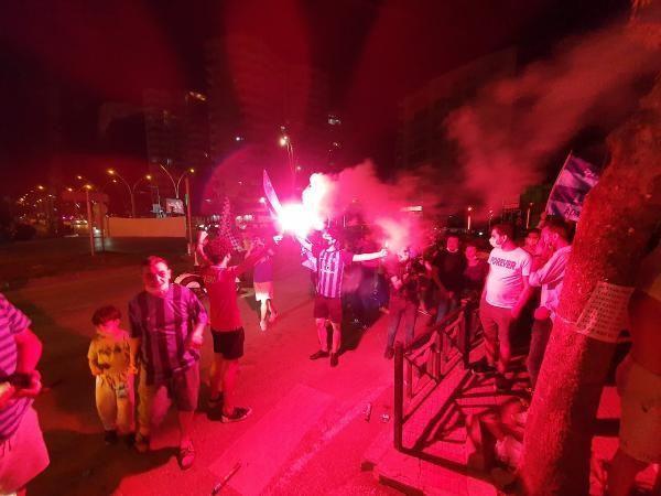 Adana Demirspor Süper Lig'e yükseldi, Adanalılar sokağa döküldü - Resim: 1