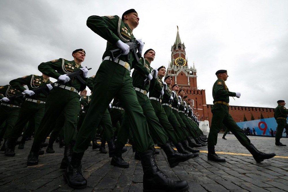 Rusya'da Zafer Günü kutlamaları - Resim: 1