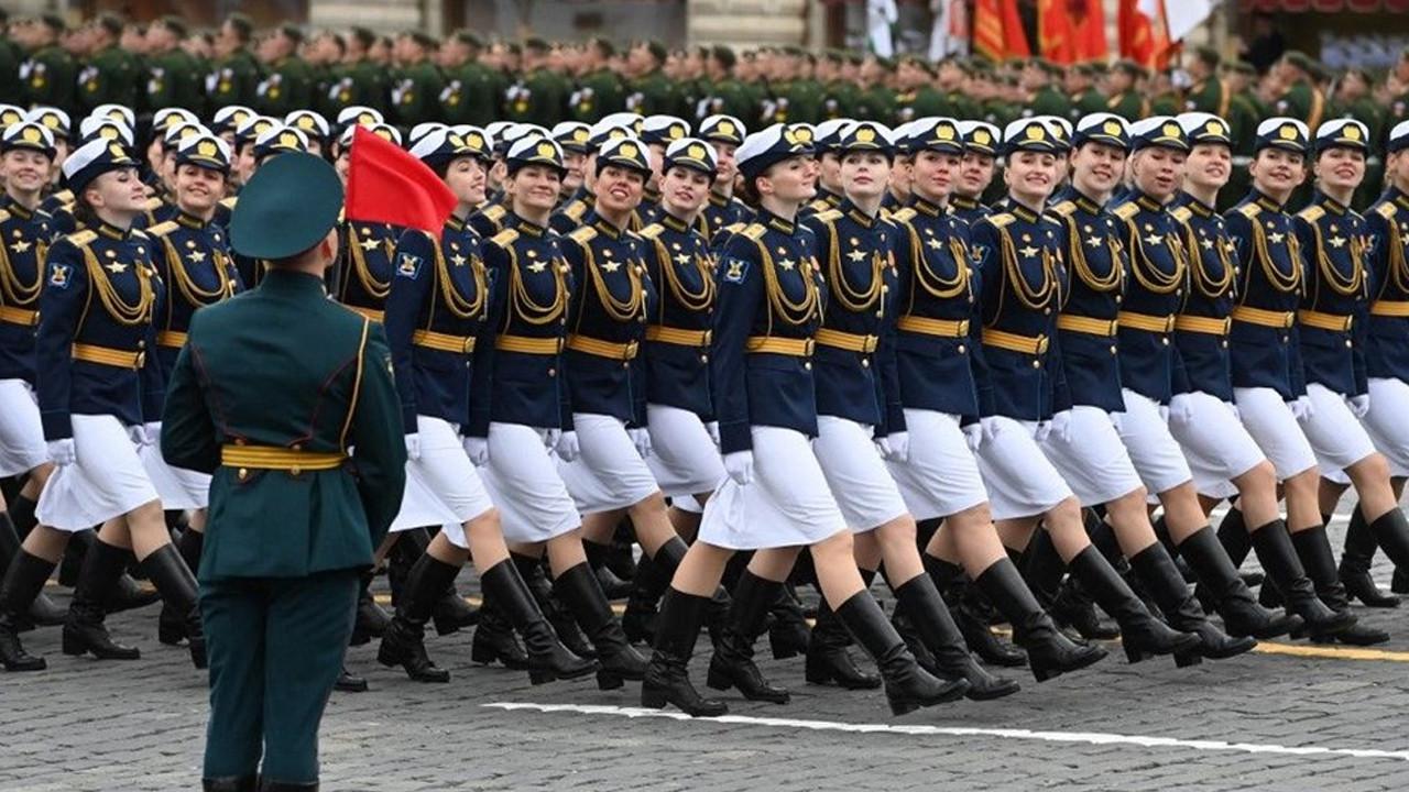 Rusya'da Zafer Günü kutlamaları