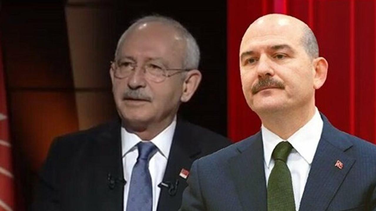 Bakan Soylu Kılıçdaroğlu'nun Sedat Peker eleştirisine yanıt verdi