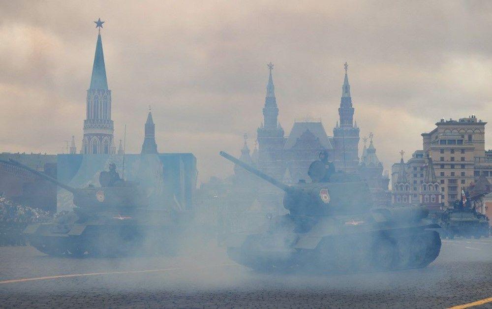 Rusya'da Zafer Günü kutlamaları - Resim: 3