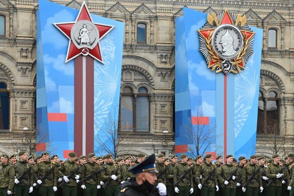 Rusya'da Zafer Günü kutlamaları - Resim: 2