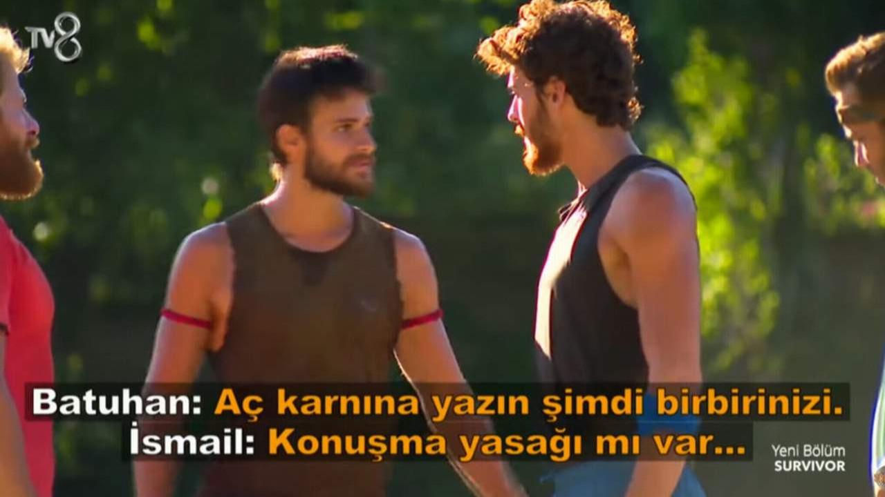 Survivor'da yine kavga... Batuhan ve Poyraz birbirine girdi