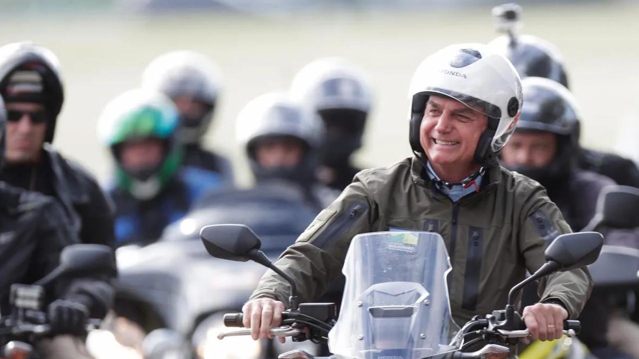 Brezilya lideri yine yaptı yapacağını