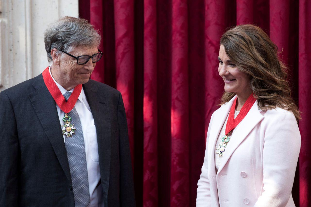 Melinda Gates ile Bill Gates boşanmasının nedeni seks ticareti mi ? - Resim: 2