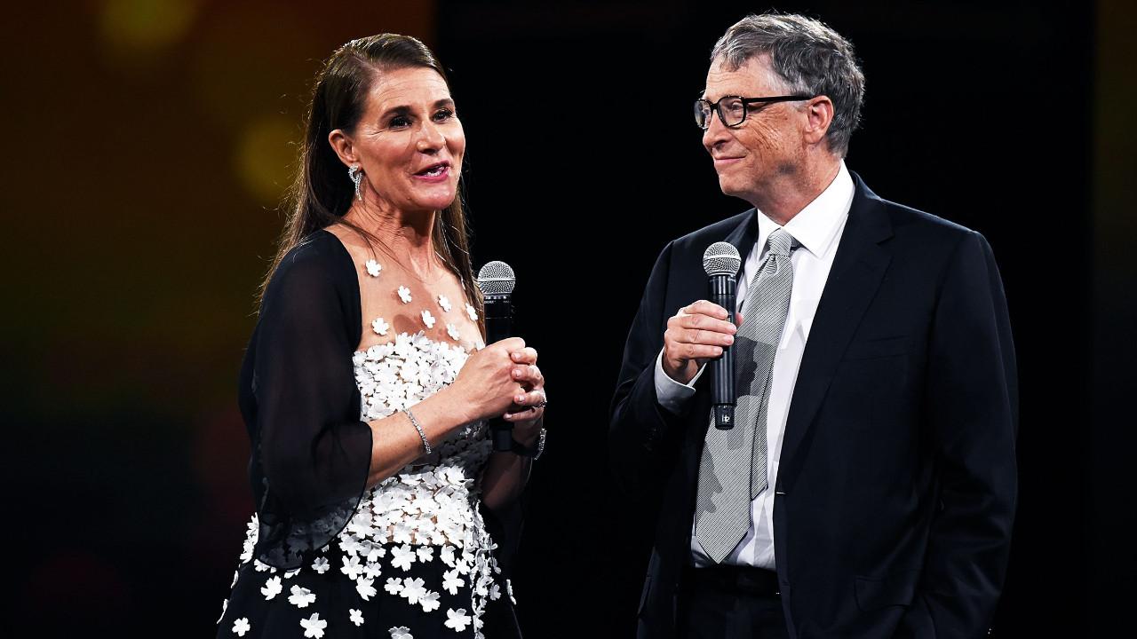 Melinda Gates ile Bill Gates boşanmasının nedeni seks ticareti mi ?