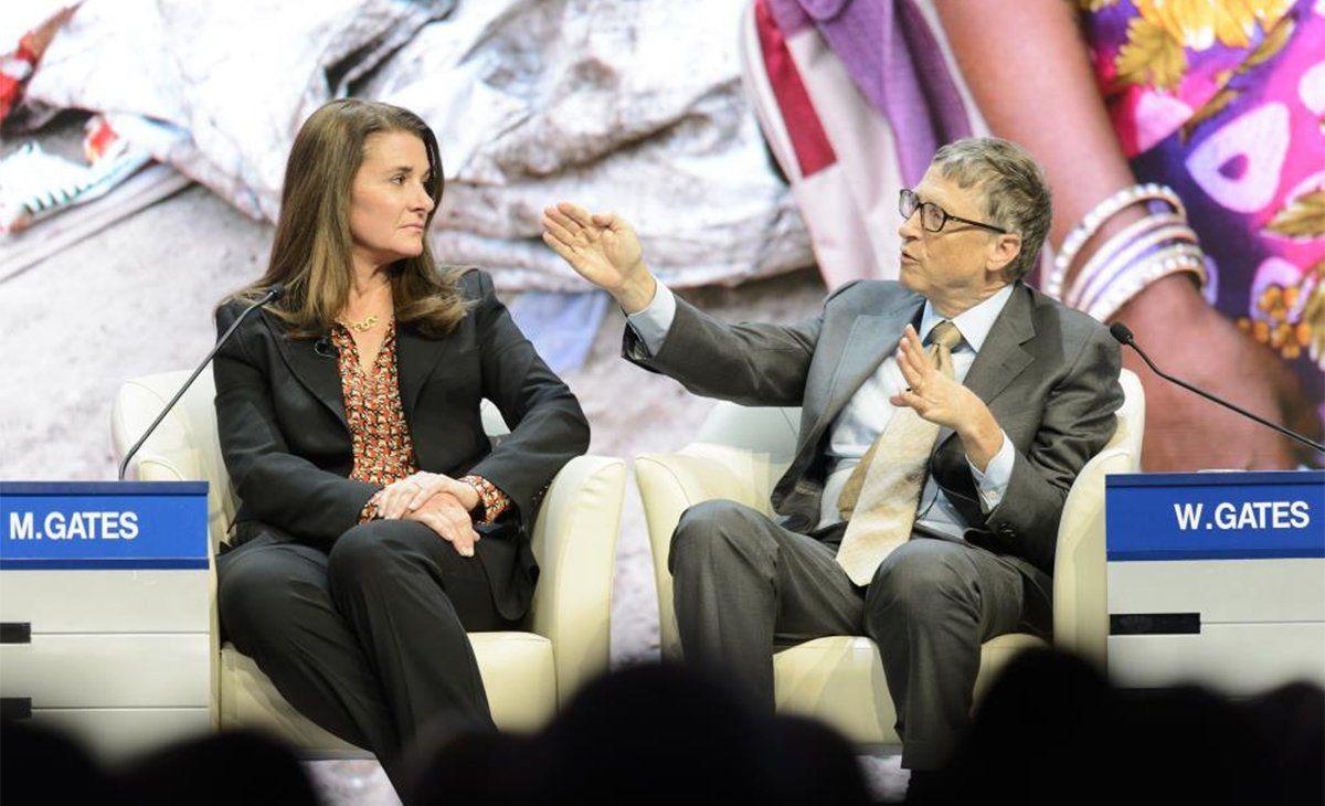 Melinda Gates ile Bill Gates boşanmasının nedeni seks ticareti mi ? - Resim: 1