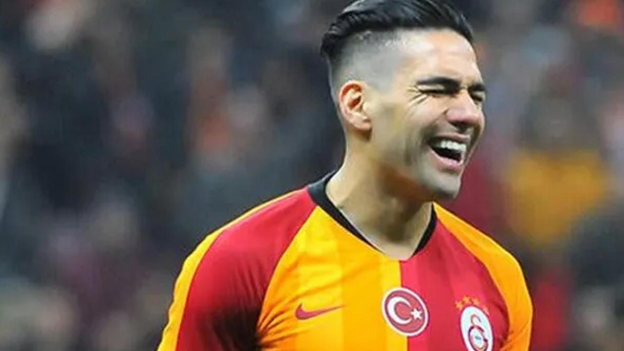 Galatasaray'da Radamel Falcao şoku! Kadroda yer almadı