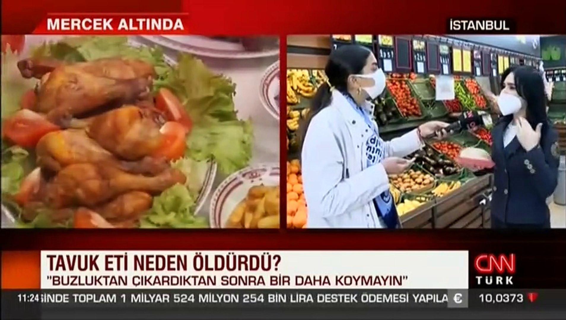 Tavuk etinden iki kişi öldü... Uzman isimden kritik uyarılar
