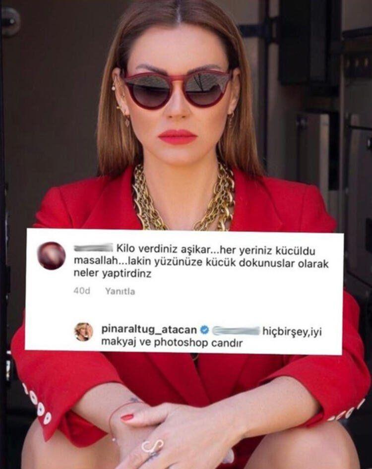 Pınar Altuğ sırrını açıkladı - Resim: 3
