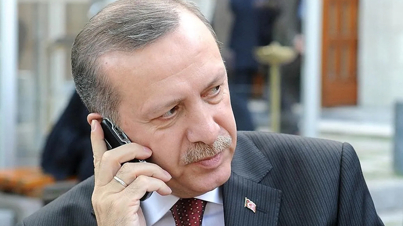 Erdoğan'dan kritik görüşme