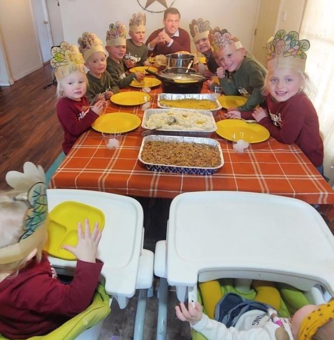 36 yaşında 11 çocuk doğurdu: Hedefi 14 çocuk sahibi olmak - Resim: 4