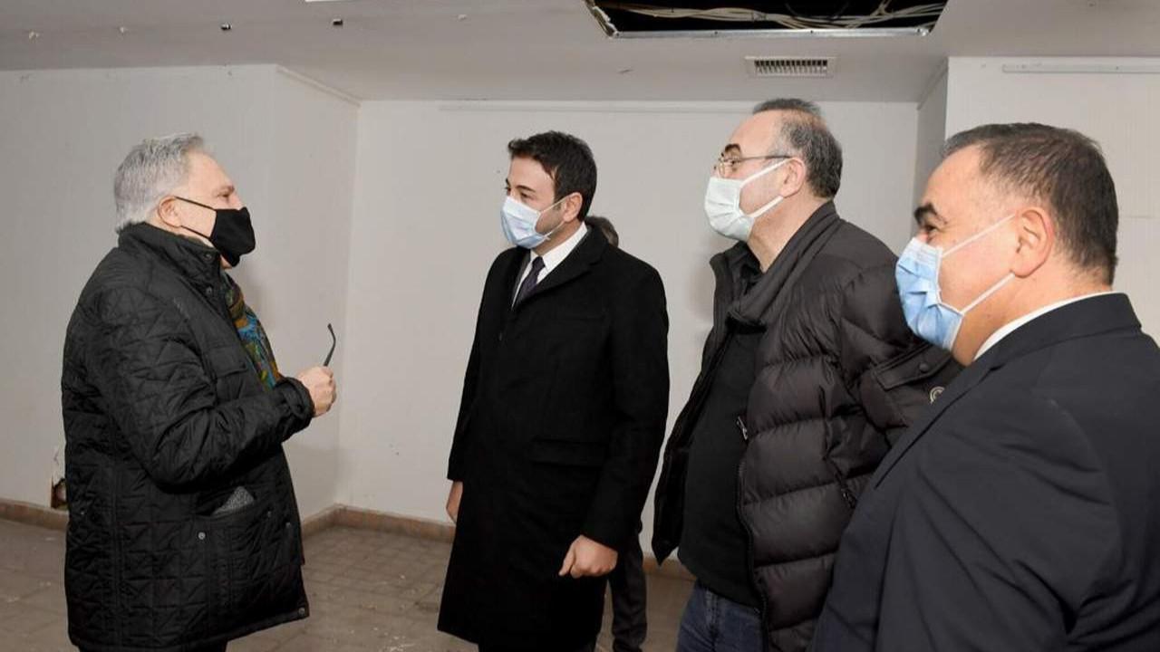 Beşiktaş kültür ve sanatın başkenti oluyor