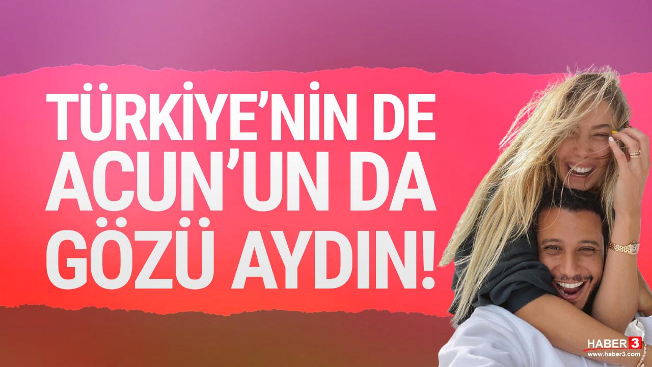Türkiye'nin de Acun'un da gözü aydın: Şeyma bombayı patlattı