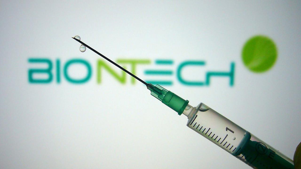 BioNTech aşısı için ''tek doz'' önerisi