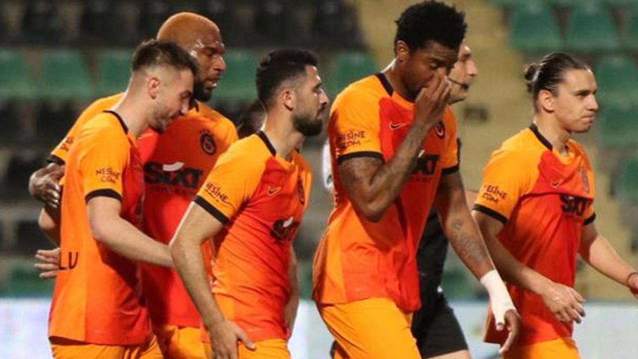 Gecenin kazananı Galatasaray: Aslan adım adım zirveye!
