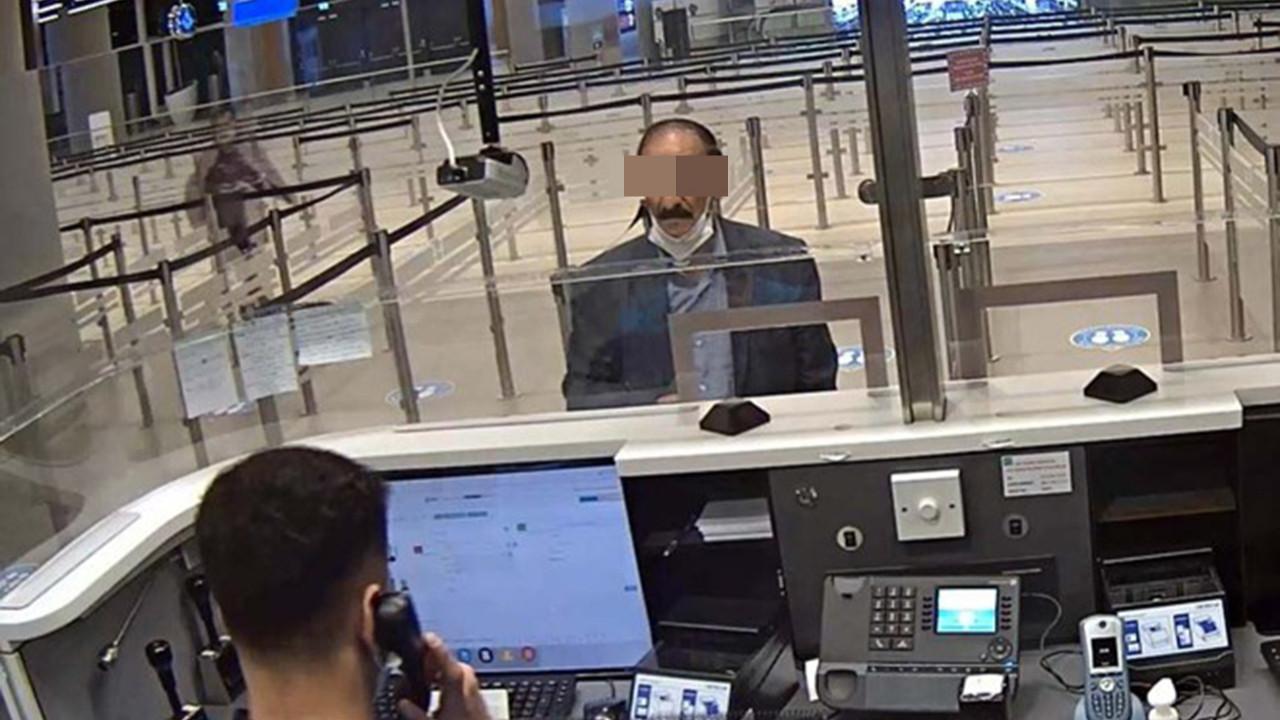 İstanbul Havalimanı'nda pasaport skandalı; 24 kez girdi, 25'incide yakalandı
