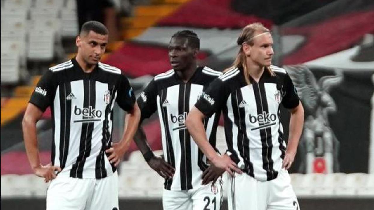 Beşiktaş şampiyonluk yarışında ağır yara aldı