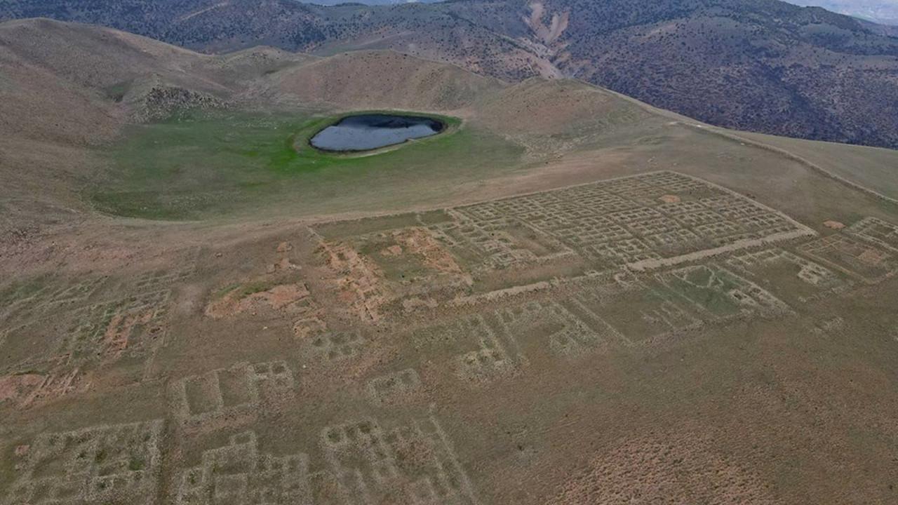 2 bin 800 yıllık antik kent: Dağın zirvesindeki Tabal Krallığı