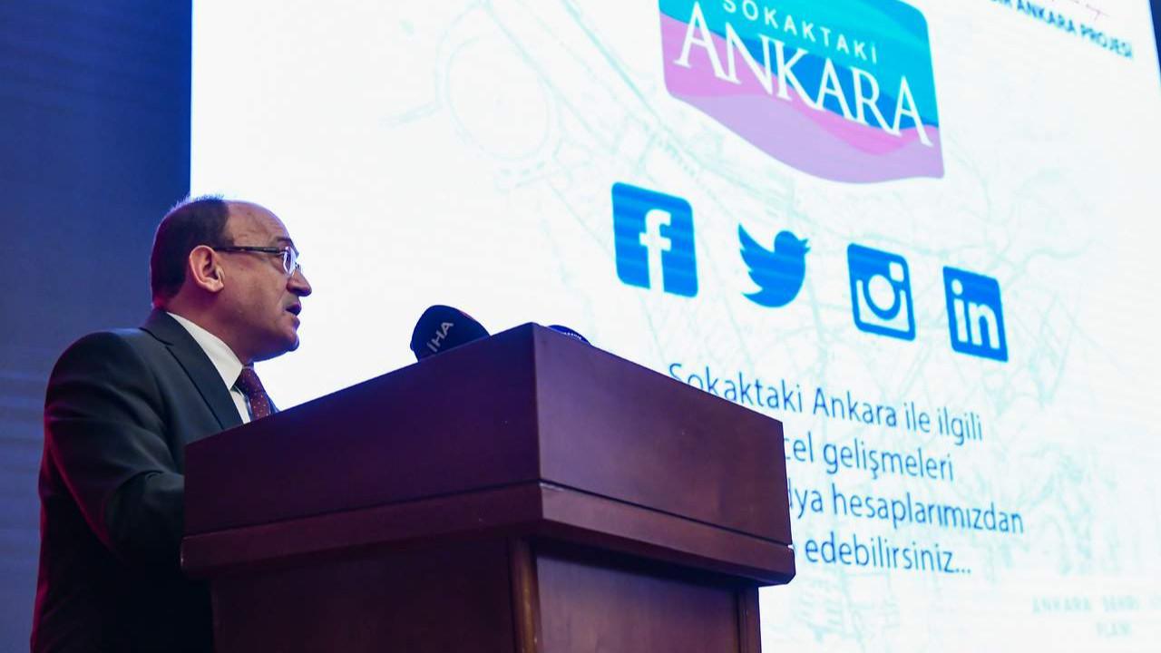 Cumhuriyetin 100. yılına doğru: ''Bir Ankara projesi''