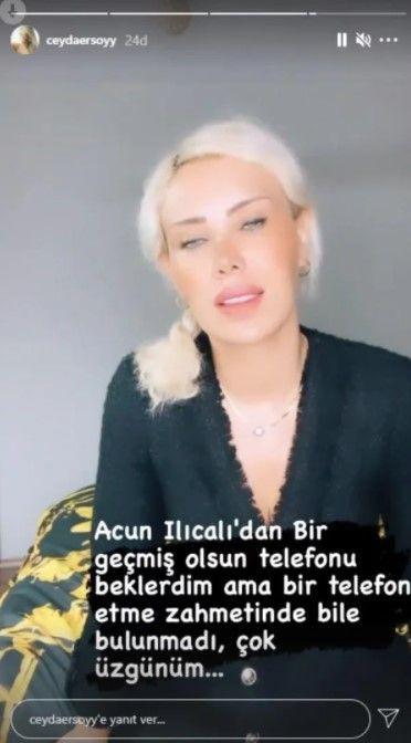 Acun Ilıcalı iş vermediği için intihar eden Ciciş Ceyda Ersoy'dan açıklama - Resim: 4
