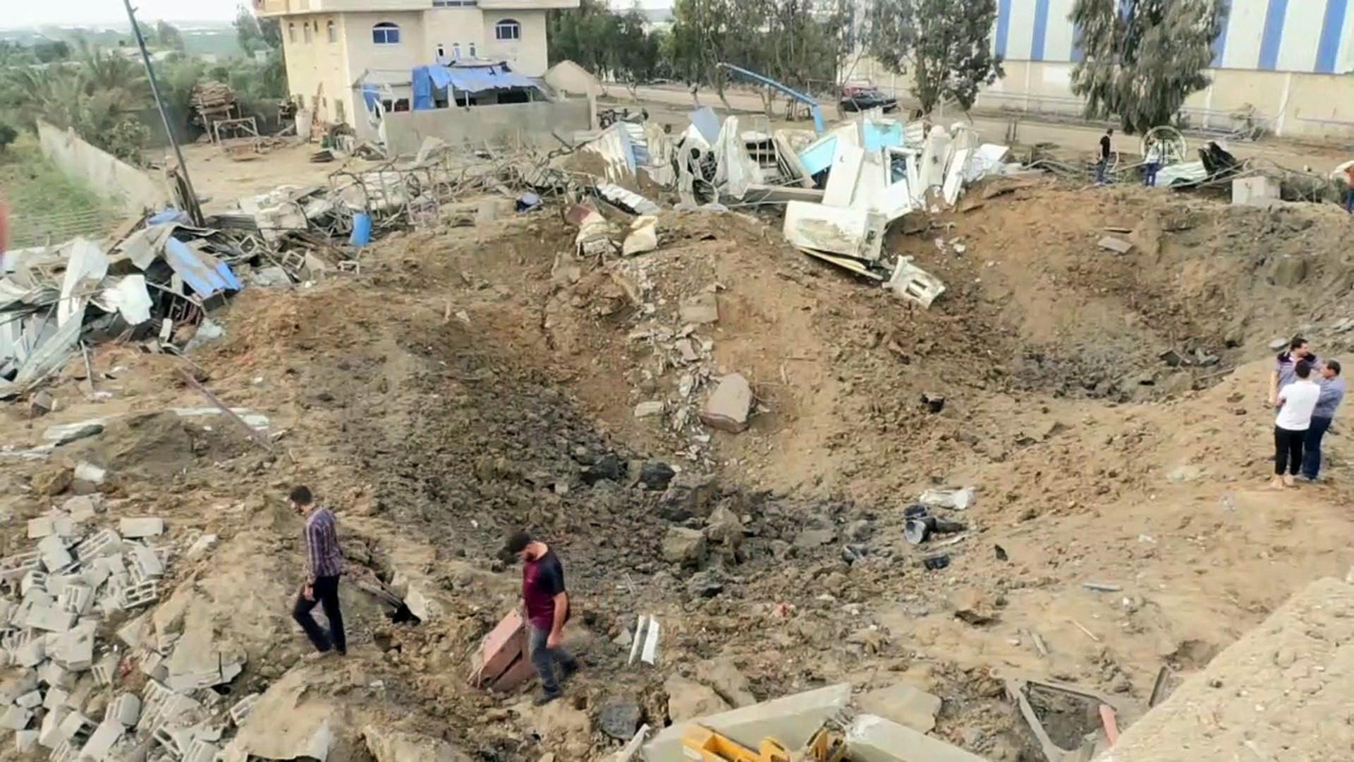 İsrail'den Gazze'ye hava saldırısı: Ölü sayısı 24'e yükseldi
