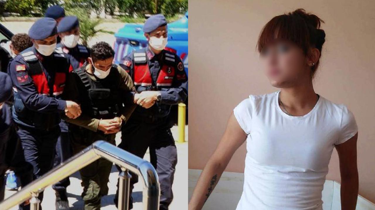 Genç kadına tecavüz edip vahşice öldüren cani yakalandı