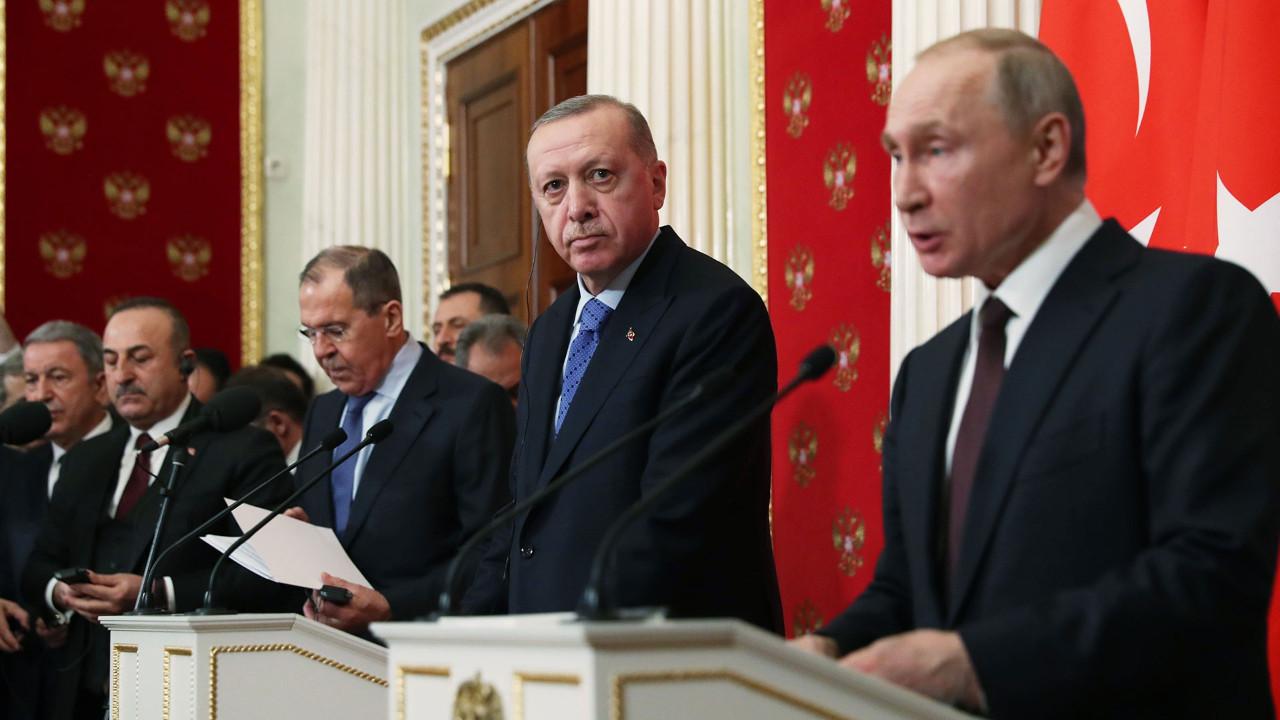 Erdoğan ile Putin arasında SputnikV görüşmesi