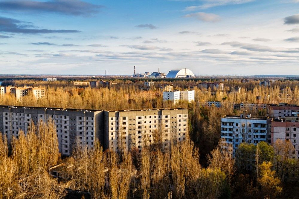 Çernobil'de kabus yeniden başladı - Resim: 3