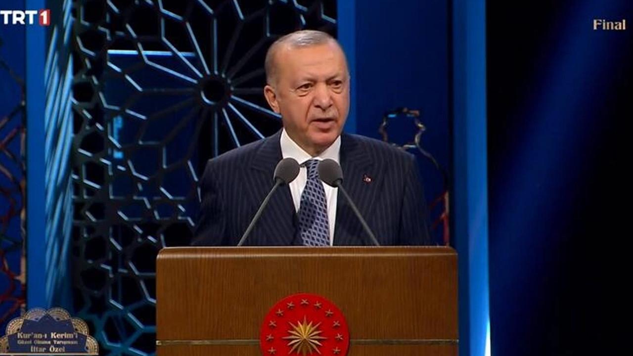 Erdoğan'dan sert sözler: ''Koronavirüs kadar tehlikeli...''