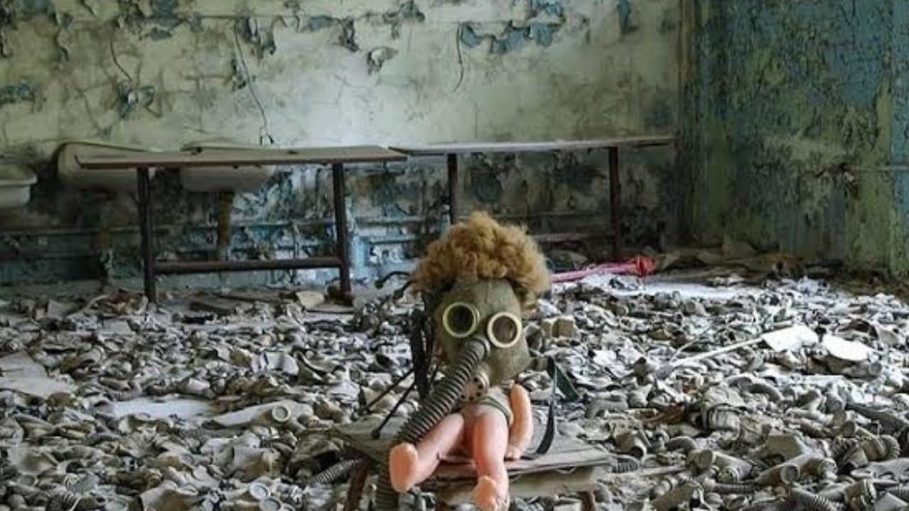 Çernobil'de kabus yeniden başladı