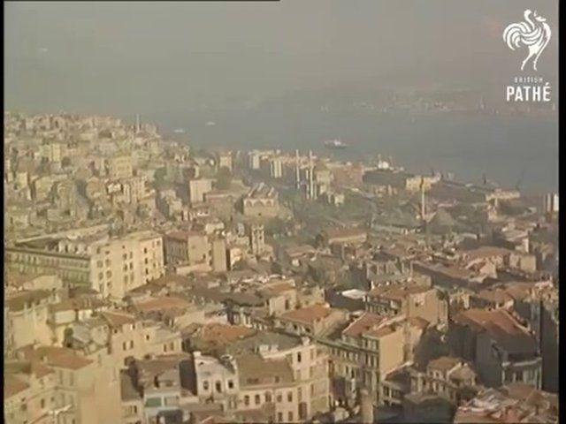 Havadan, karadan ve denizden... İşte 50 yıl önce İstanbul! - Resim: 3