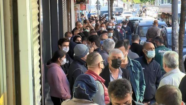 Bu görüntüler İstanbul'dan... Türkiye'nin en tatlısı için en acı kuyruk