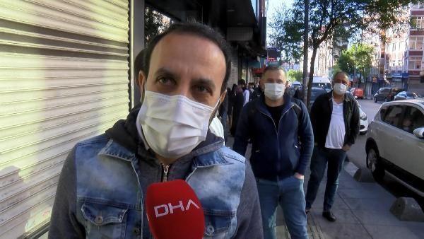 Bu görüntüler İstanbul'dan... Ucuz baklava koronavirüsü unutturdu - Resim: 2