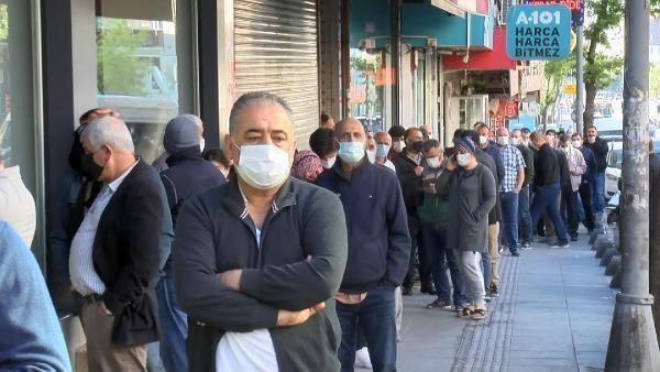 Bu görüntüler İstanbul'dan... Ucuz baklava koronavirüsü unutturdu - Resim: 4
