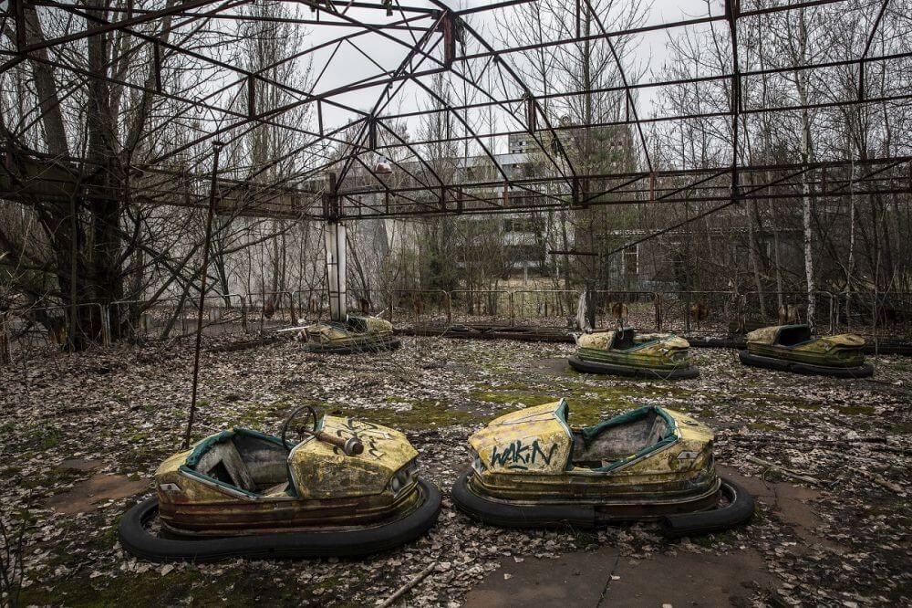Çernobil'de kabus yeniden başladı - Resim: 1