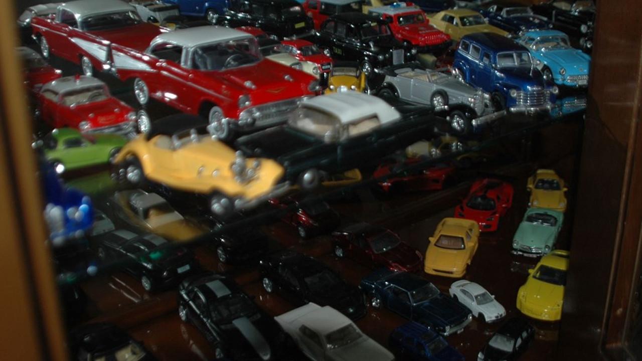 Maket araba tutkusu bakın ne kadar harcattı?
