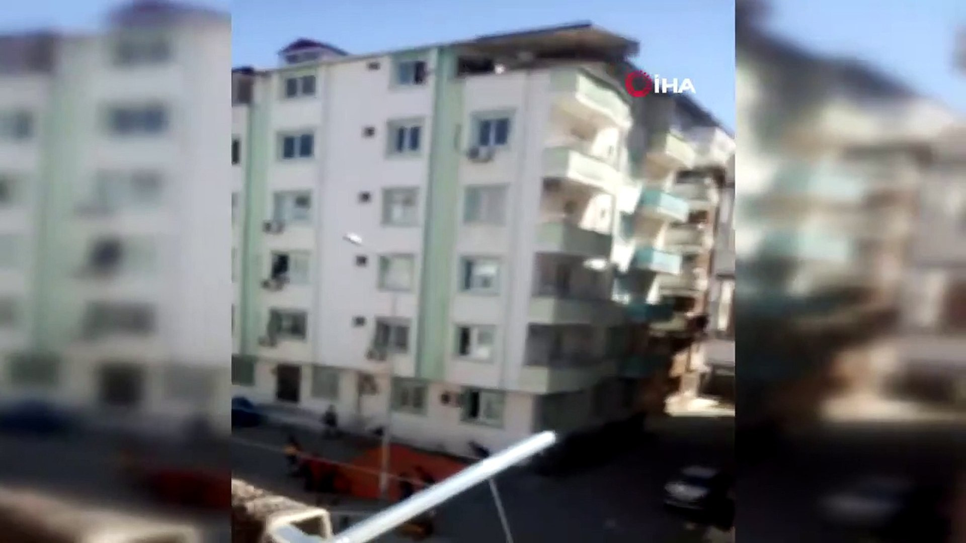 Osmaniye'de tüyler ürperten olay! Genç kadın 5. kattan atladı - Yaşam Haberleri