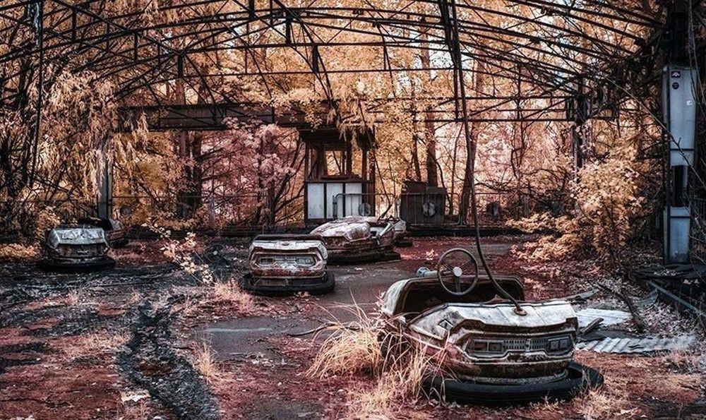 Çernobil'de kabus yeniden başladı - Resim: 4