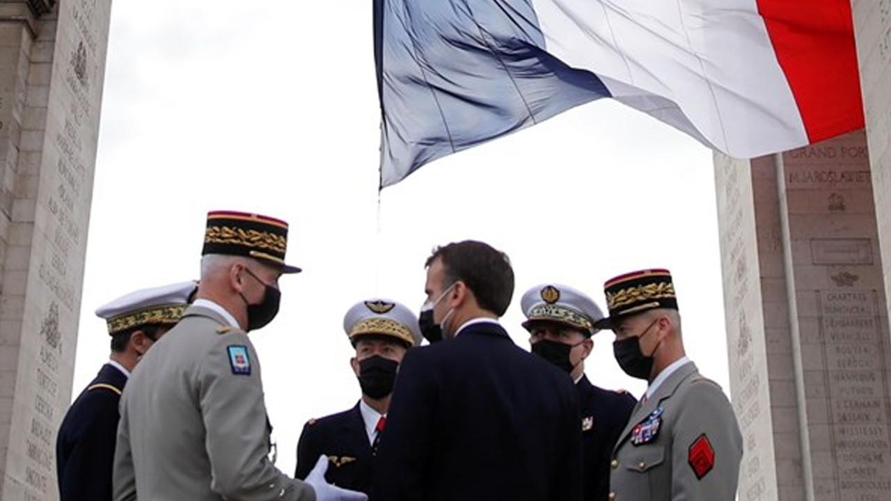 Fransa Genelkurmay Başkanı, o askerleri istifaya çağırdı
